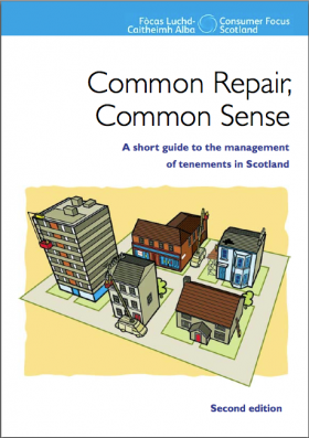 Common Repair, Common Sense