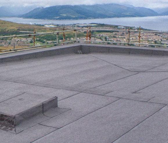 Flat Roofing 2 Glasgow City Heritage Trust
