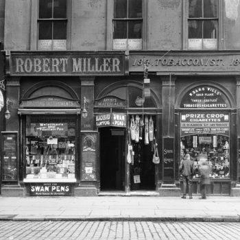 Historic Shop Fronts